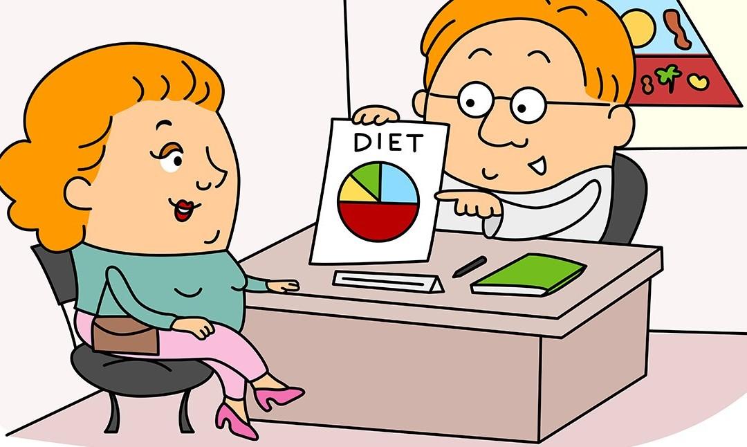 Nooit meer op dieet